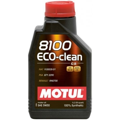 8100 ECO-CLEAN 5W30